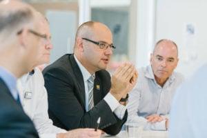 METS Ignited CEO Adrian Beer